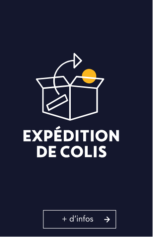 Expedition de colis